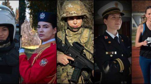 U Vojsci Crne Gore 14,7 odsto žena