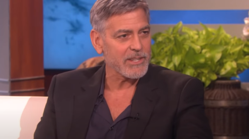 Džordž Kluni: Više volim da budem otac nego holivudska zvijezda