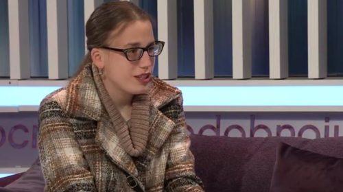 """Nekadašnja štićenica Doma Mladost iz Bijele, Milica Brajović: """"Dala sam sve od sebe da budem hrabra"""""""