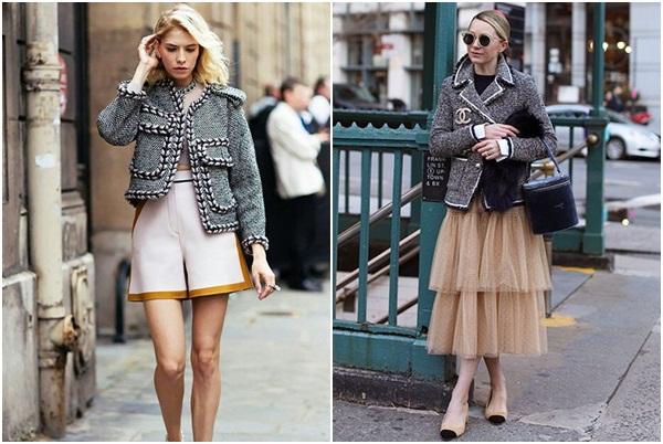 Tvid jakne će se i ovog proljeća naći na samom vrhu modne liste!