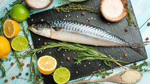 Vitamin C i morska riba protiv astme