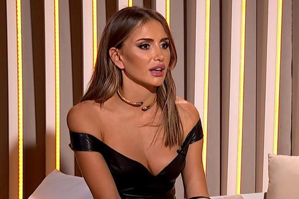 Emina Jahović: Sinovi i ja smo odabrali Adu Bojanu za odmor