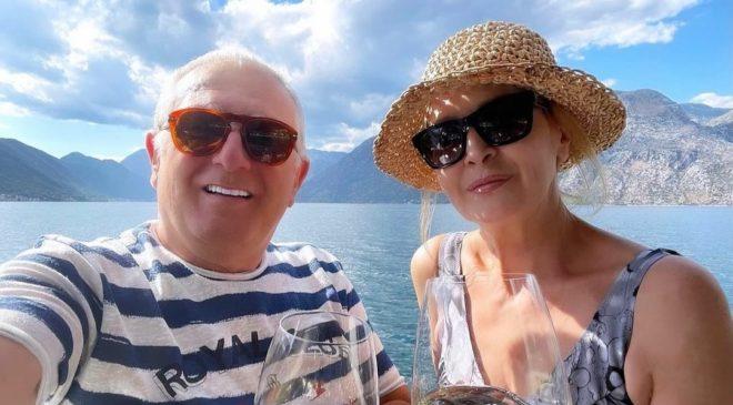 Željko Samardžić: Moja Maja i ja se već neko vrijeme nalazimo u Dobroti i  bićemo do daljnjeg u Crnoj Gori