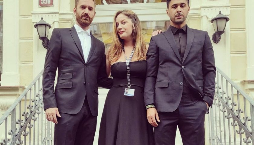 Momo Otašević i Petar Burić ukrali svu pažnju na filmskom festivalu
